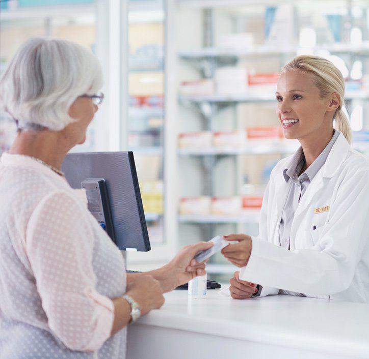 Image pharmaceutique et médicale