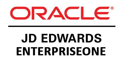 Logo Oracle JD Edwards