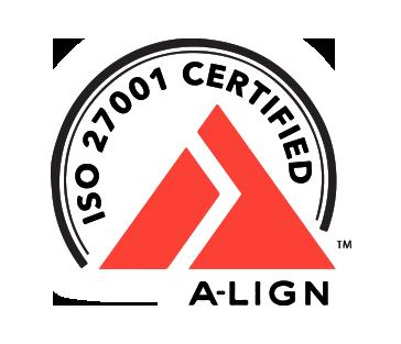 Conformité à la certification ISO 27001: 2013