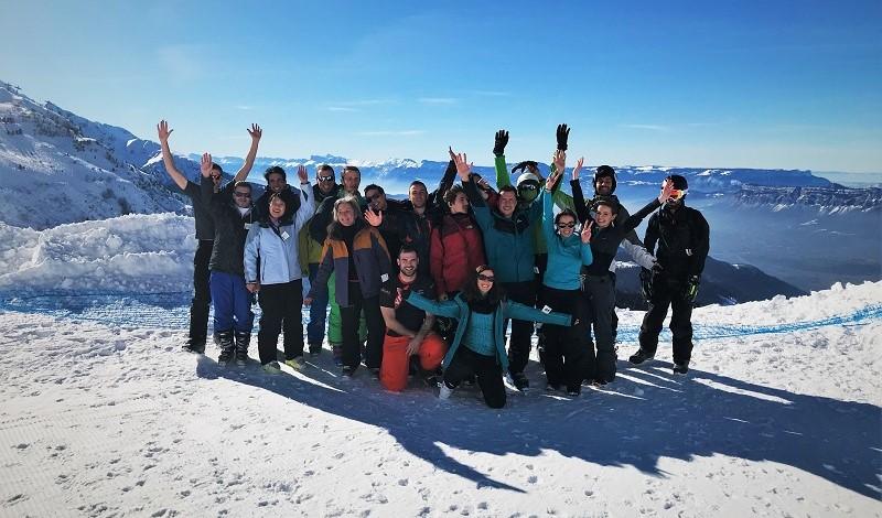 Sortie ski Esker