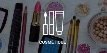 Une société multinationale de cosmétique